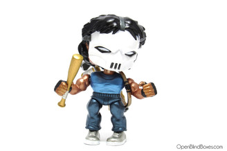 Casey Jones Metallic The Loyal Subjects TMNT Front