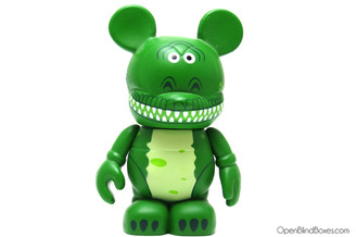 Rex Toy Story Vinylmation Disney Front