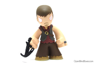 Daryl Dixon Walking Dead Mystery Minis Series 1 Funko Front