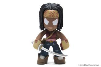 Michonne Funko Walking Dead 2 Mystery Minis Front