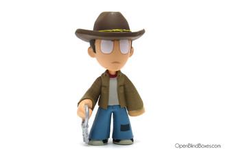 Carl Grimes Walking Dead Mystery Minis 2 Funko Front