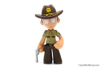 Rick Grimes Funko Walking Dead Mystery Minis 2 Front