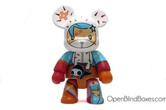 Sahara White Qee Tokidoki Toy2R Front