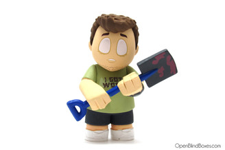 Ed Shawn Of The Dead Funko Horror Classics 2 Mystery Minis Front