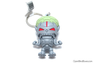 Brainiac DC Super Powers Collection Figural Keyring Monogram International