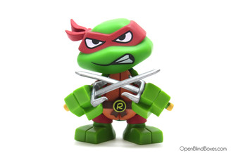 Raphael Funko Mystery Minis TMNT Front