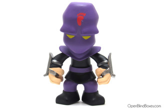 Foot Soldier Funko Mystery Minis TMNT Front