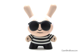 Andy Warhol Dunny Kidrobot Front