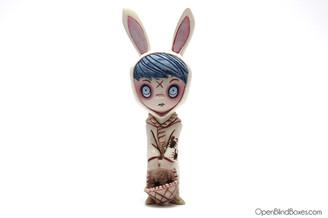 Eggzorcist Living Dead Dolls Figurines Mezco Toyz Front