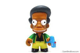 Apu Simpsons Series 1 Kidrobot Front