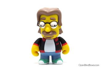 Matt Groening The Simpsons 25th Anniversary Kidrobot Front