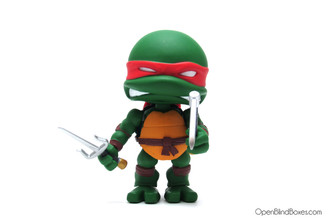Raphael TMNT The Loyal Subjects Front