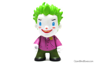 The Joker DC Comics Mini Series Kidrobot Front