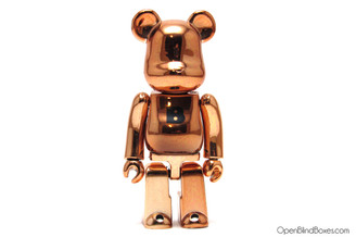 Basic Bronze Be@rbrick B Series 15 Medicom Front