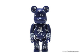 Suicidal Tendencies Pattern Series 15 Be@rbrick Medicom Front