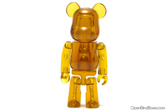 Yellow Jellybean Be@rbrick Series 17 Medicom Front