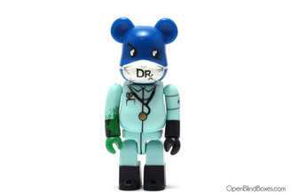 Dr. Romanelli Be@rbrick Series 14 Medicom Front