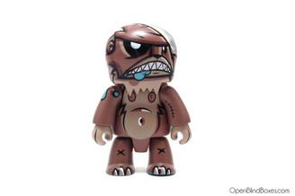 Gorilla Joe Ledbetter OX-OP 3 Toy2R Qee Front