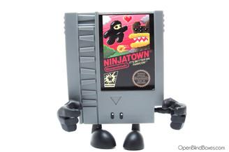 Ninjatown 10-Doh Shawnimals Squid Kids Ink Front