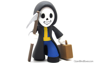Grim Reaper Fallout Mystery Minis Funko Front