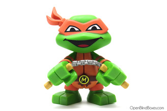 Michelangelo TMNT Funko Mystery Minis Front