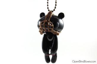 Puran Puran Black Gloomy Bear Keychain Vol. 3 Mori Chax