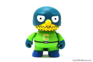 The Collector Simpsons 25th Anniversary Kidrobot Front