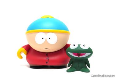 Cartman South Park Series 1 Kidrobot Front