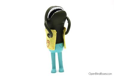 Garth Critter Splitter Jesse Ledoux Kidrobot Front