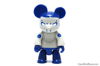Jamu The Robot Qee Toy2R China Artist Series Front