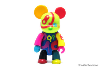 Lege Cake Qee Toy2R China Artist Series Front