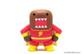 Domo Shazam DC Mystery Minis Funko Front