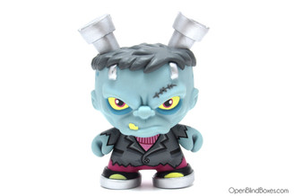 Francis The Odd Ones Dunny Kidrobot Scott Tolleson Front