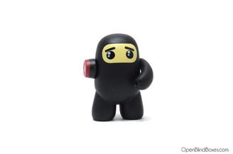 Ninja Consultant Ninja Town Shawnimals Kidrobot Front