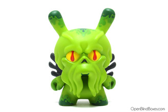 Howie Phillips The Odd Ones Dunny Scott Tolleson Kidrobot Front