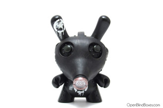 Gas Mask Special Ops Drilone 2011 Dunny Kidrobot Front