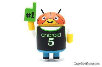 Hoops Fanatic Gary Ham Android Series 5 Front