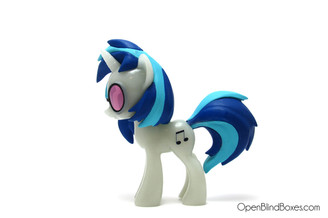 DJ PON-3 GID My Little Pony Mystery Minis Funko Side