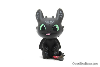 Toothless Sitting Tongue How To Train Your Dragon Funko Front