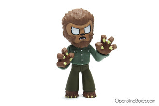 The Wolfman Funko Horror Classics 3 Mystery Minis Front