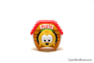 Pluto Mystery Sack Pack 3 Tsum Tsum Disney Front