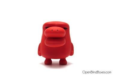 Aka Kiiro Devilrobots Kidrobot Front