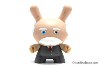 Craig Robinson Colette Dunny Kidrobot Front