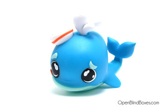 Cerulean Whale Crayola Coloring Critter Kidrobot Front