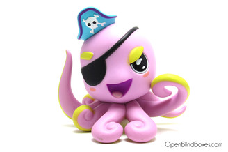 Purple Mountains Majesty Octopus Crayola Kidrobot Front