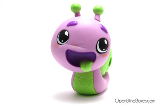Wisteria Snail Crayola Coloring Critter Kidrobot Front