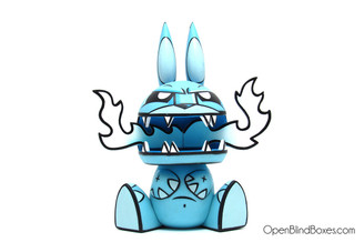 ice-Cat Bunny Chaos Bunnies Minis Joe Ledbetter Front