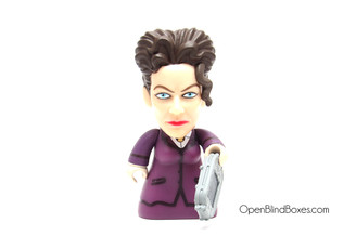 Missy Doctor Who Rebel Time Lord Titans Front
