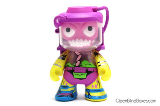Mutagen Man Teenage Mutant Ninja Turtles Series 2 Kidrobot Front