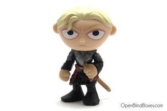 Brienne of Tarth Funko Mystery Minis Game Of Thrones Series 2 Front